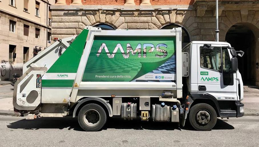 Attraverso la sottoscrizione del Contratto di Servizio il Comune di Livorno ha affidato ad AAMPS la raccolta dei rifiuti e la pulizia delle strade.