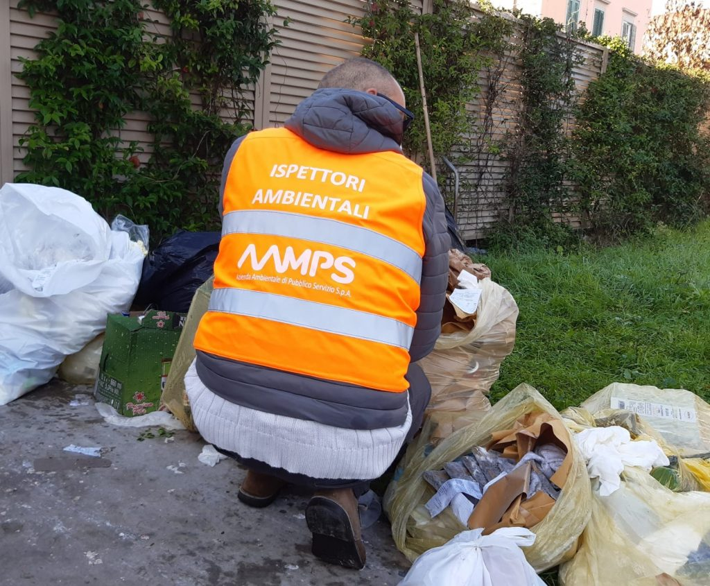 Ispettori Ambientali AAMPS Livorno