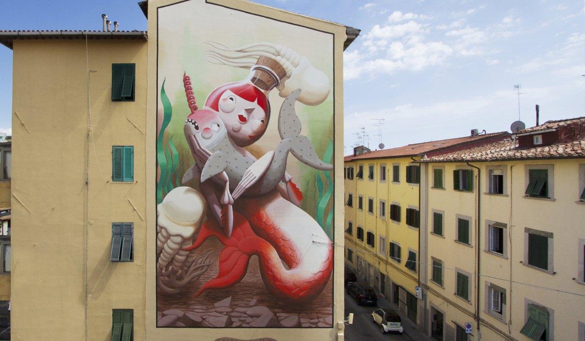 Borgo Cappuccini Livorno