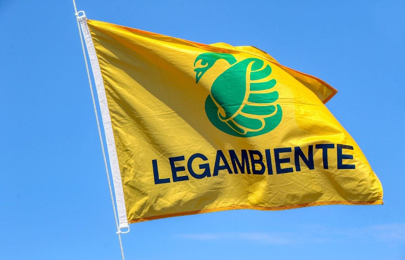 Legambiente flag